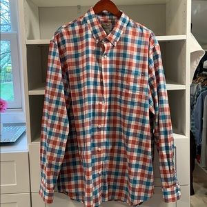 Traditional Fit L.L. Bean Men's Button Down